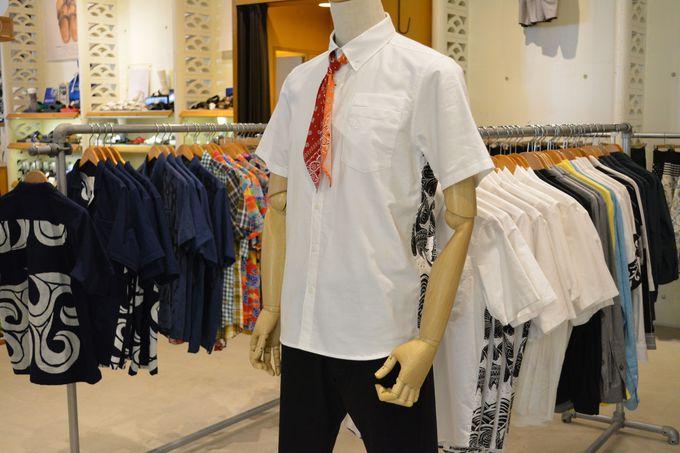 沖縄でのビジネスシーンで活躍する「かりゆしウェア」