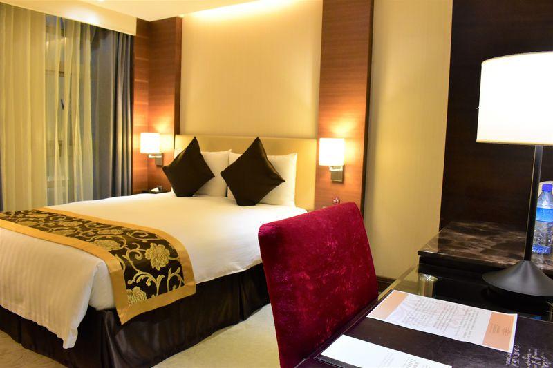 迪化街も夜市も徒歩圏内!「タイペイシティホテル」で台北観光を快適に