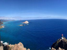ハワイのロコに大人気!マカプウトレイルで大パノラマの絶景を堪能しよう!