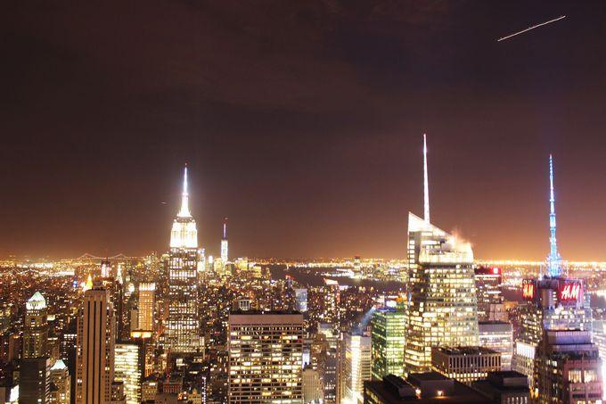 NYのランドマーク・元世界一のビルを見渡せ!