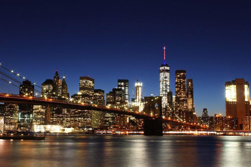 圧巻の摩天楼!ニューヨークで絶対に行きたい3つの夜景スポット