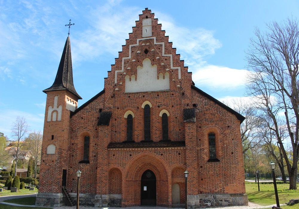 聖オロフ教会と聖マリア教会