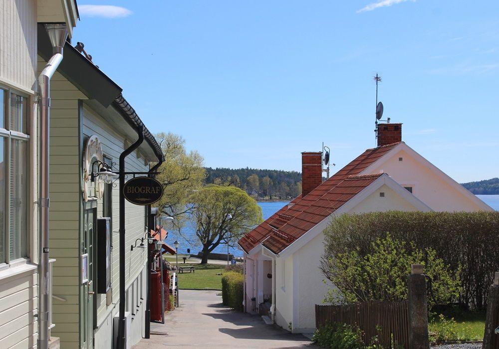 メーラレン湖の畔で北欧の暮らしに触れる