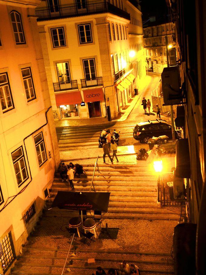 アクセス抜群!リスボンのゲストハウス