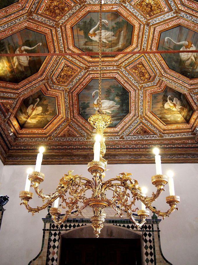 まずは美しいシントラ宮殿の魅力