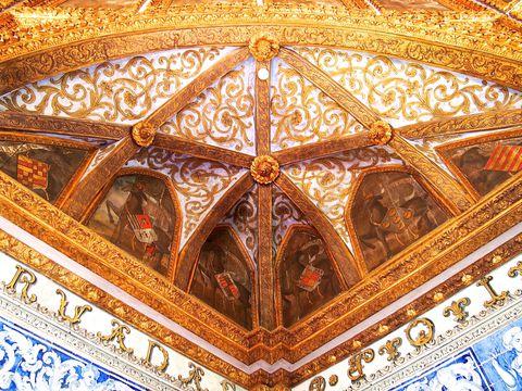 シントラ宮殿で発見しよう クスッと笑えるポルトガル ポルトガル