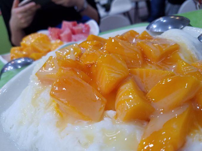 これを食べないと始まらない!「台湾マンゴー」