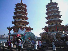 台湾の港町・高雄!行くなら訪れるべきスポット4選