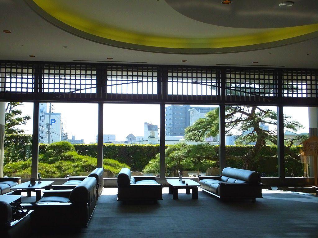 建築家・黒川紀章がイメージした「旅」をロビーに再現!