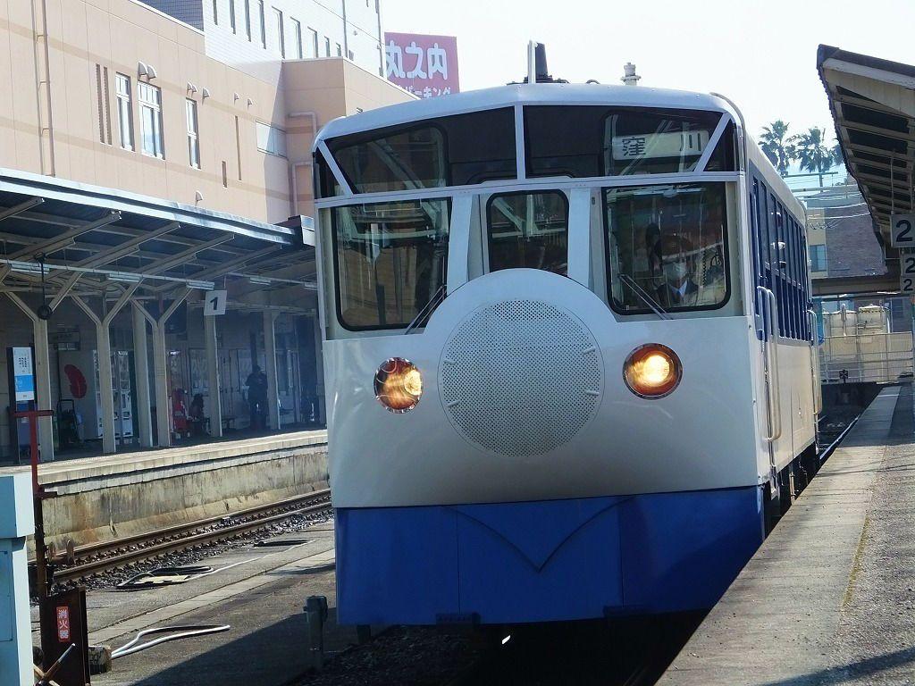 世界最遅!? なんちゃって新幹線が四万十川を走る「鉄道ホビートレイン」が大人気!!