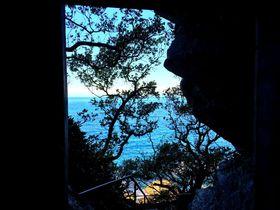 空海の見た風景「高知室戸・行当岬」の不動堂の景色がスゴい!