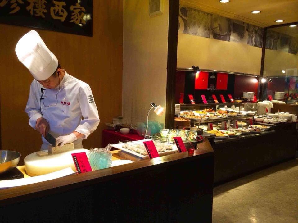 帯広で中華料理といえば「美珍楼」
