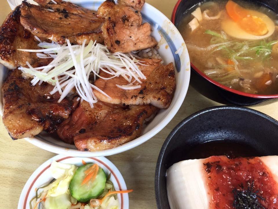 十勝豚丼「いっぴん本店」