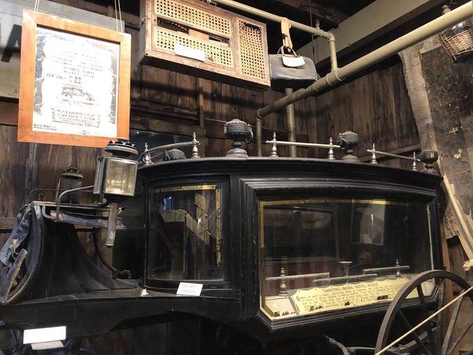Bird Cage Theatre博物館