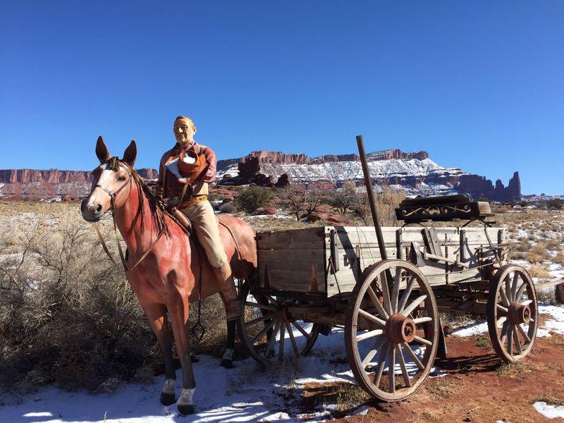 憧れのウエスタン乗馬を本場アメリカ西部で楽しむ!!