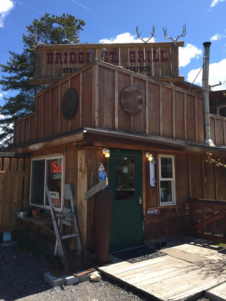 Bridge Street Grill and Cabins