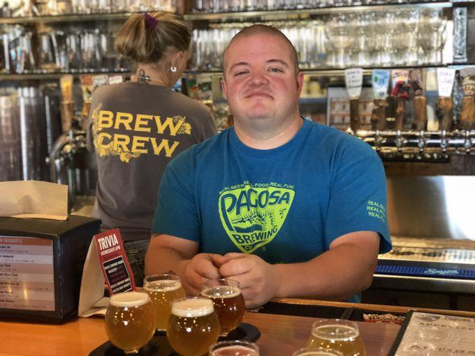 Pagosa Brewing&Grill 地ビールレストラン