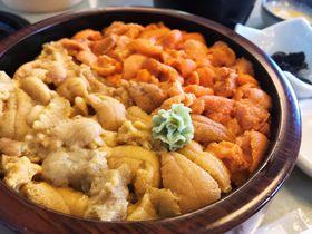 6〜8月が旬!ウニを満喫できる北海道・積丹「鱗晃」へGO!