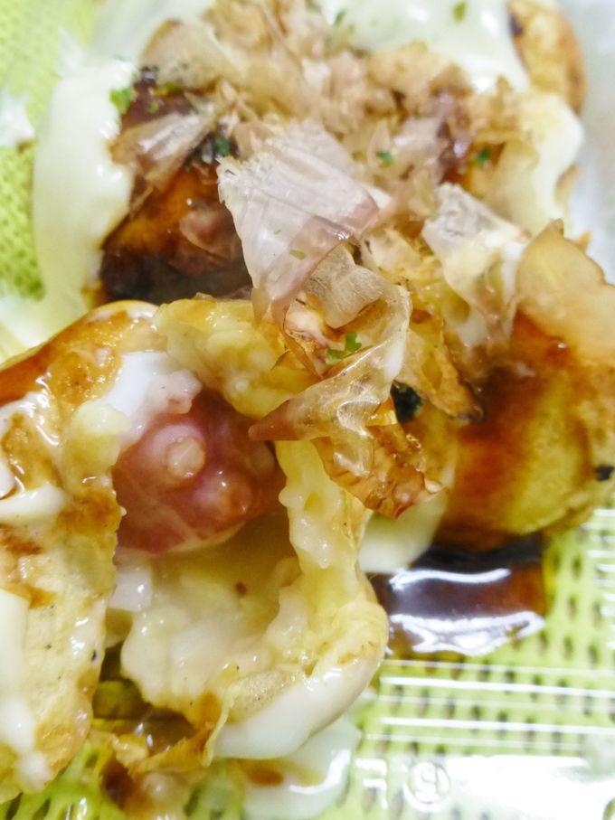 たこ焼きOR羊羹でピクニック
