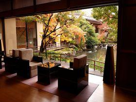 紅葉を愛でる。福島飯坂温泉「御宿かわせみ」の魅力