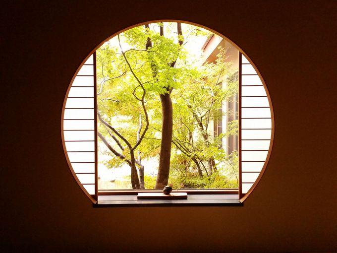 """どこにいても""""秋""""を感じられる別格の宿"""