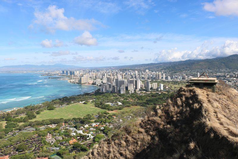 土曜日がおすすめ!ハワイ「ダイヤモンドヘッド」の楽しみ方