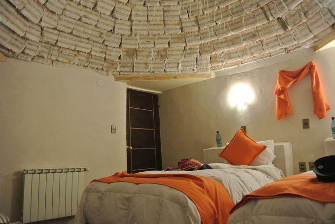 泊まるならここ!塩のホテル「Hotel Palacio del Sol」