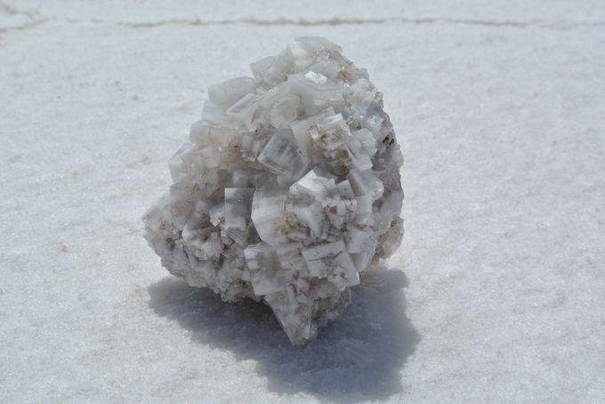 ウユニ塩湖でのお土産は塩グッズで決まり!