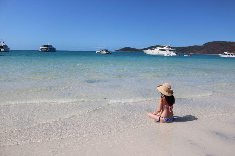 ハミルトン島のおすすめ観光スポット5選 絶景のリゾート島を満喫!