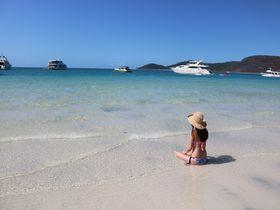 オーストラリア癒しのリゾート地!ハミルトン島観光の楽しみ方