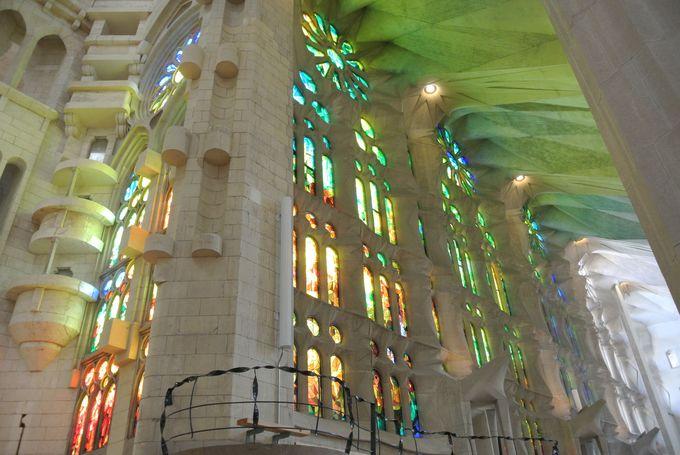 午前中:2026年完成予定!息をのむ美しき教会サグラダ・ファミリア