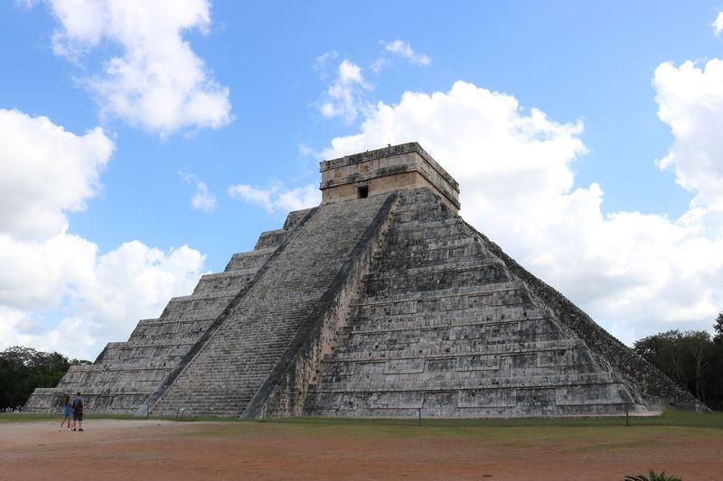 メキシコのおすすめ世界遺産10選 遺跡にカラフルな町並みも!
