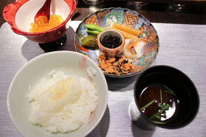 四季折々のおいしい食材でおなかも心も満たされる!