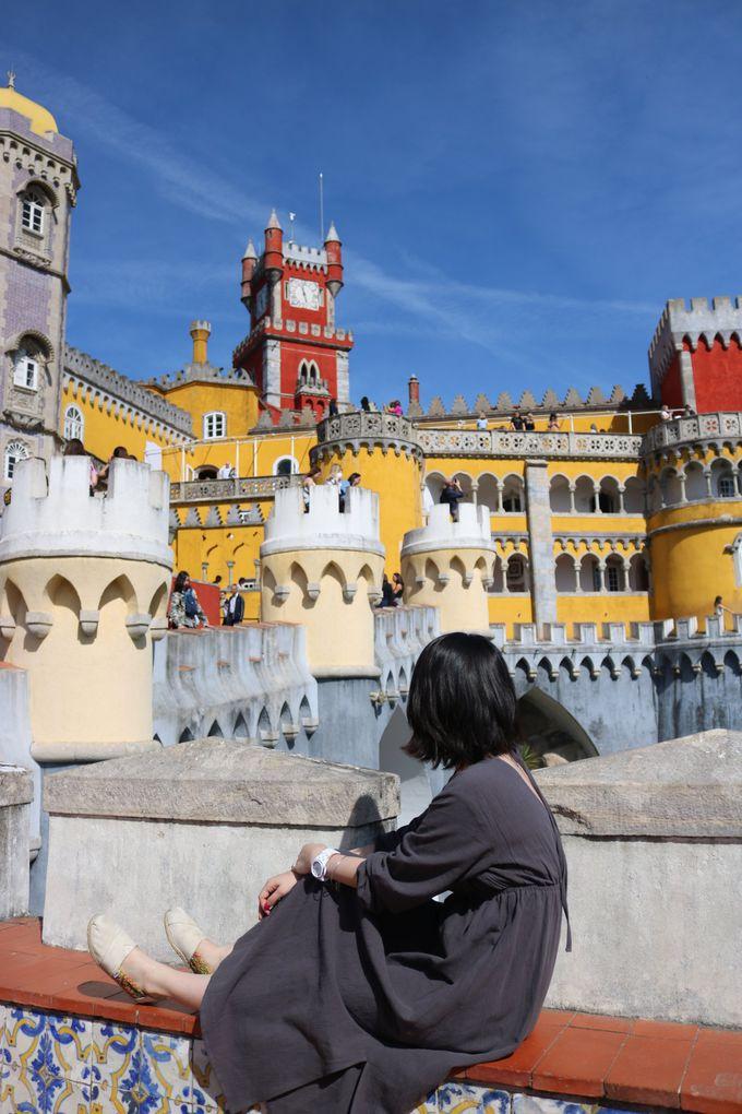 かわいいお城を満喫しよう!