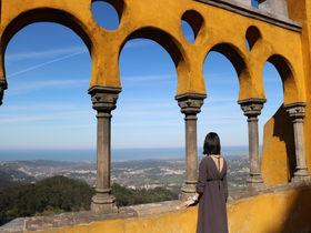 ポルトガル・シントラのカラフルな城「ペーナ宮」を巡る