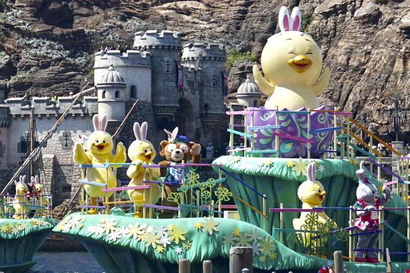 東京ディズニーシー「ディズニー・イースター2019」メインショーを丸ごとご紹介!