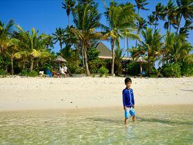 フィジー家族旅行ホテルの最有力!立地抜群「マナ アイランド リゾート&スパ」