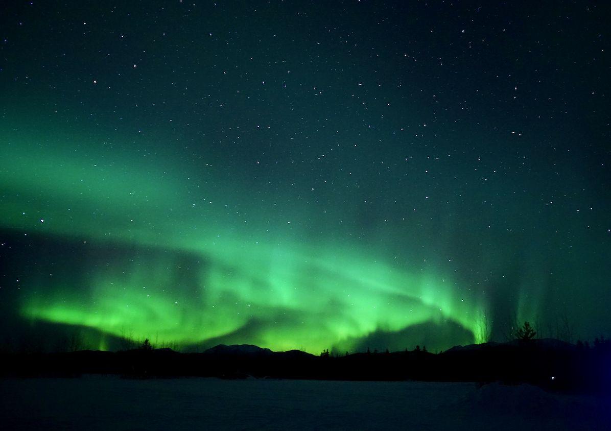 オーロラ鑑賞の穴場!カナダ・ホワイトホースをおすすめする5つの理由