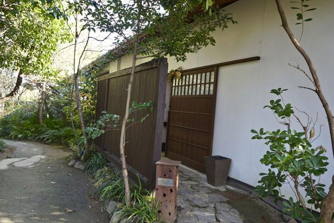 江戸時代から続く旧家が、温泉旅館に生まれ変わった