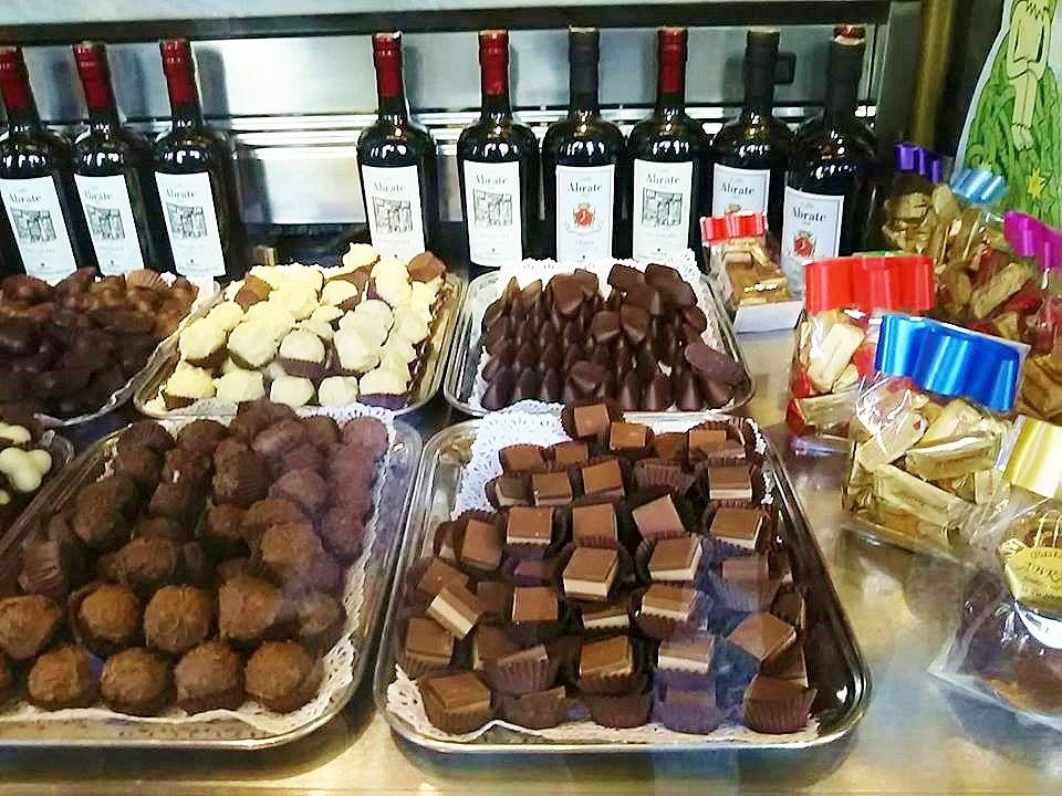 王宮からもたらされたチョコレート文化