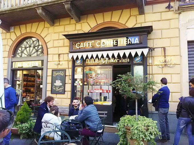 250年以上続く人気の老舗、「カフェ・ビチェリン」で飲むビチェリン