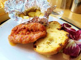 南イタリア洞窟住居の町「マテーラ」で郷土料理を食べよう!