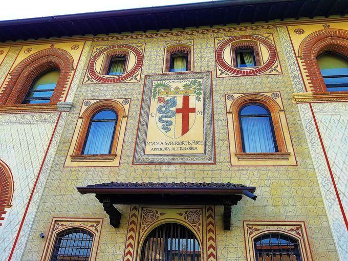 11時頃:アルファロメオの紋章は「スフォルツェスコ城」に由来あり