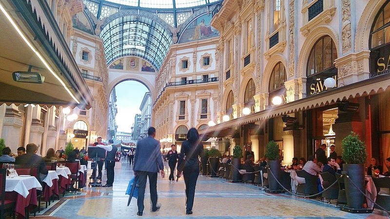 初めてのミラノ旅!王道観光スポットを巡る1日モデルコース