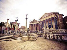 永遠の都ローマに映画ファン必見の聖地「チネチッタ」あり