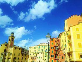 ジェノヴァから好アクセス!北イタリアの港町「カモーリ」でリヴィエラの青に出合う