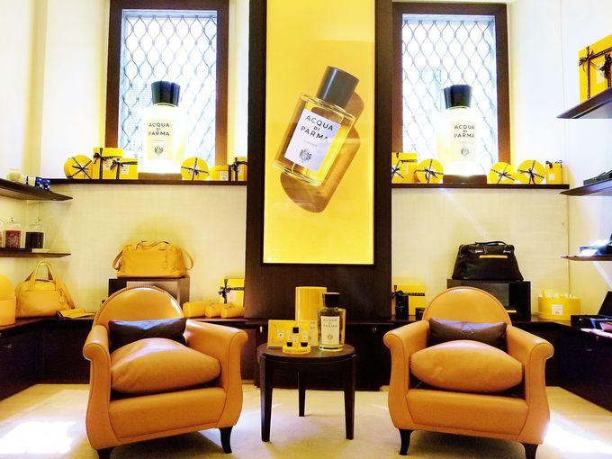創業100年超えの気高さ「イタリアン・エレガンス」の香り