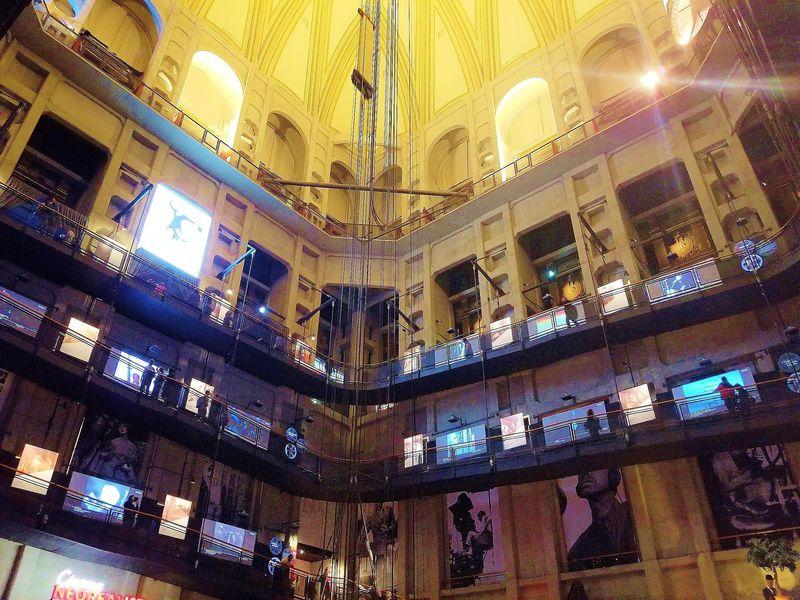 北イタリア・トリノ「国立映画博物館」は遊び心満載のテーマパーク