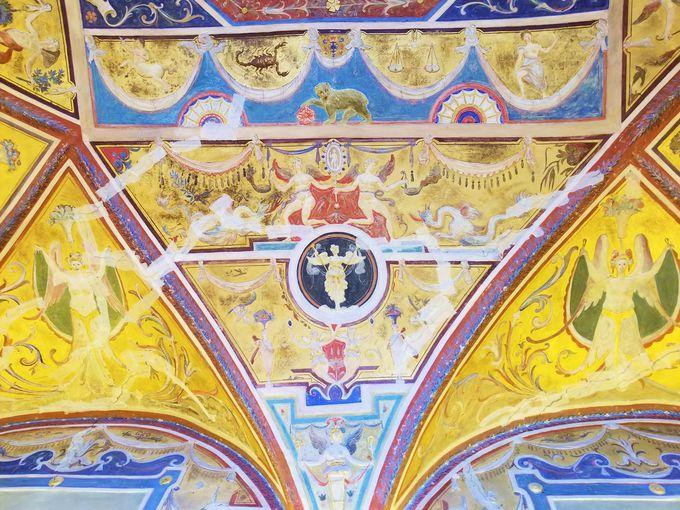 ローマ教皇シクストゥス4世が宿泊