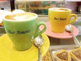 アモーレな朝食を「バール・アモーレ」で!ローマ名物マリトッツォをご一緒に